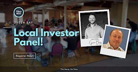 WiscoREIA Green Bay: Local Investor Panel Meetup! tickets