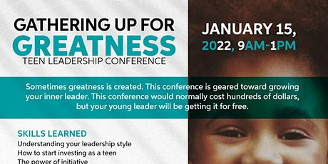 Gearing Up for Greatness tickets