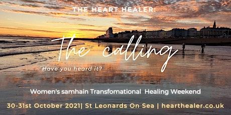 Women's Healing Samhain Weekend Retreat by the Sea tickets