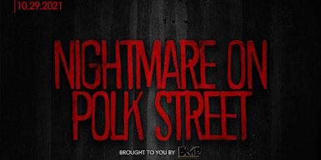 Nightmare on Polk Street (Costume Party) - 10/29/2021 @ Providence tickets