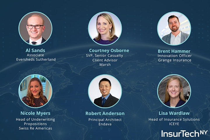 InsurTech NY: Integrating Data to Save Lives - Wellness, Safety and ESG image