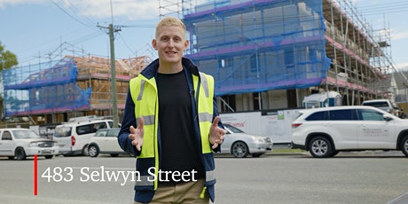 Construction Open Day - Christchurch tickets