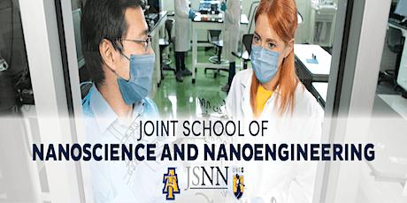 Nanoscience Graduate Open House tickets