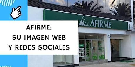 Opcionar-Afirme, el banco de hoy: Su imagen web y redes sociales boletos