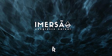 IMERSÃO - Congresso Nareal ingressos