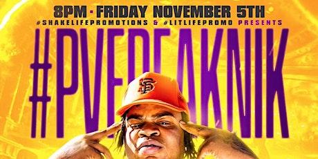 Big Yavo Live at #PVFREAKNIK tickets