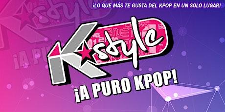 K-style ¡Última del año! ¡Lo que más te gusta del KPOP en un solo  lugar! entradas
