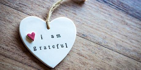 Gratitude Meditation tickets