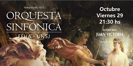 Orquesta Sinfónica UNSJ entradas