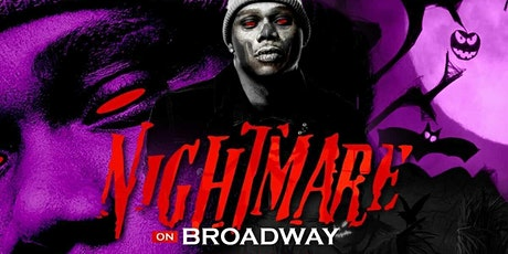 Nightmare On Broadway w/ Special Guest Symba  @ Luv SF Halloween Saturday at Luv Free Guestlist - 10/30/2021 tickets