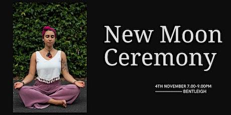 November New Moon Women's Circle tickets