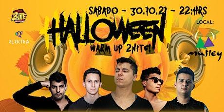 Halloween 2NITE no MUTLEY by  ELEKTRA ingressos