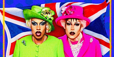 Drag Race UK Viewing Party with Essa Noche & Serena Tea tickets
