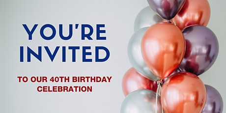 ARPA 40th Anniversary Celebration tickets