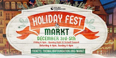 Malibu Holiday Fest & Markt tickets