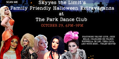 Skyyes the Limit's Family Friendly Halloween Extravaganza tickets