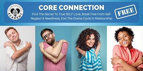 Core Connection - Self Love & Empowerment Workshop tickets