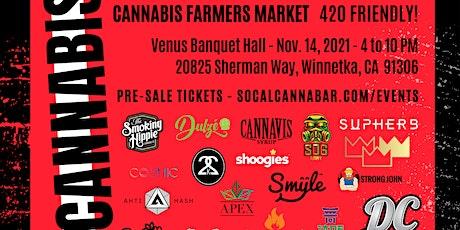 Cannabis All-Stars Farmers Market tickets