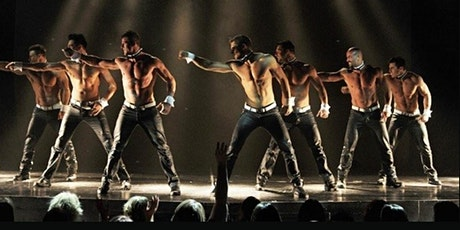 Magic Mike Tribute Niles tickets