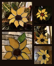 Sunflower Stained Glass Class tickets