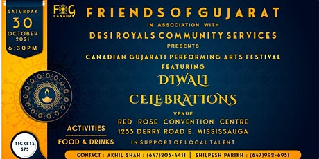 Diwali Celebrations - Promoting Local Talent tickets