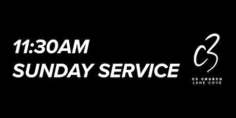 11:30am Sunday Service tickets