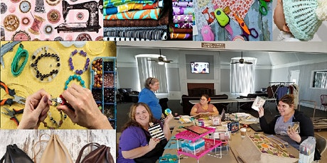 Sew, Craft and Chat, AKA Sewing/Crafting Get Together! tickets