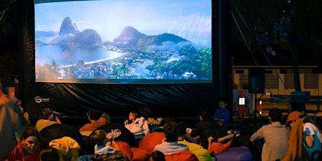 """""""Happy Feet"""" outdoor family movie night tickets"""
