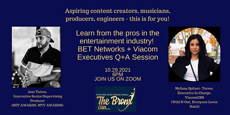 """""""Dream Outside the Box"""" Career Panel for High School Youth tickets"""