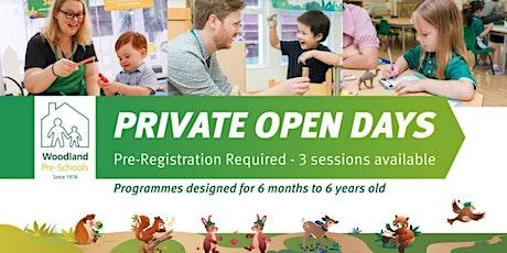 Woodland Repulse Bay Montessori Private Open Day tickets