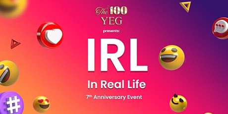IRL - In Real Life - 7th Anniversary Event - #2 tickets