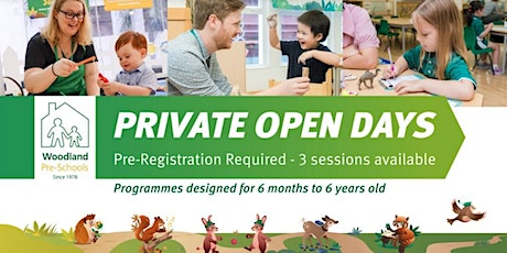 Woodland Kennedy Town Private Open Day tickets