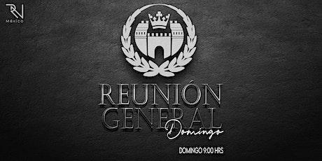 1ra Reunión General Domingo 31.10.21 boletos
