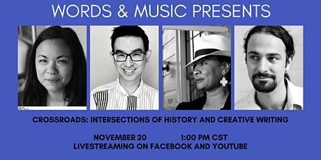 Crossroads: Intersections of History and Creative Writing tickets