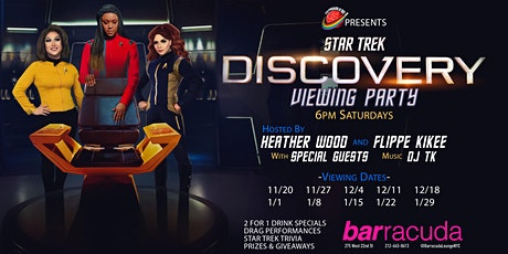 Star Trek: Discovery Viewing Party tickets