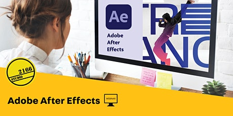 ONLINE: Adobe After Effects Intermediate tickets