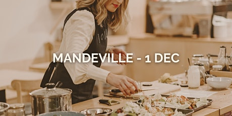 SALADS: Cooking Demonstration with Steph Peirce -  MANDEVILLE tickets
