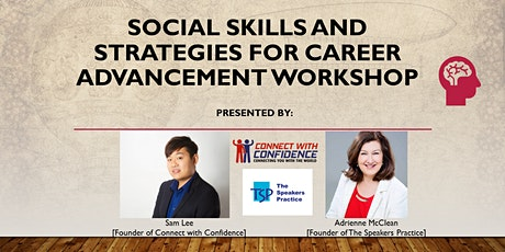 Level 2 - Social Skills and Strategies for Career Advancement tickets