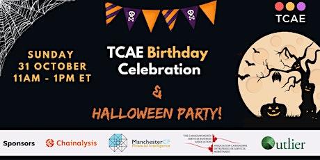 TCAE Celebration Party! tickets