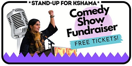 Stand-Up for Kshama: A Comedy Show Fundraiser tickets