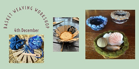 Basket Weaving - reinventing a humble box tickets