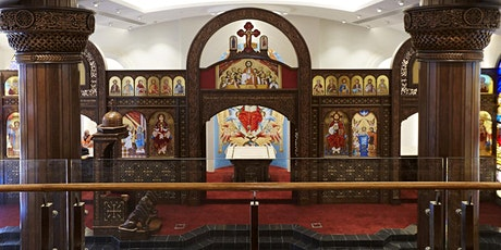 Holy Liturgy - Sun 31/10/2021 (Fully Vaccinated) tickets