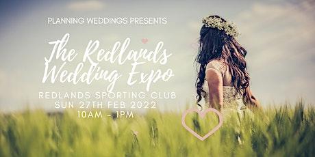 Planning Weddings presents The Redlands Wedding Expo tickets