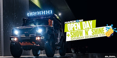 Hardkorr 4x4 Show 'n' Shine and Open Day 2021 tickets