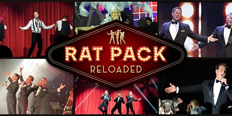 Rat Pack Reloaded - The Fraternity Club tickets