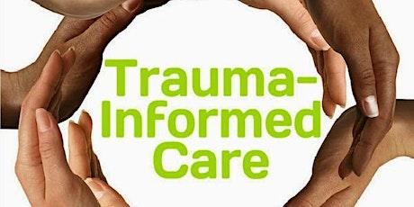 Key principles of trauma-informed care in Mental Health (Australia) tickets