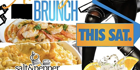 Not Your Average Brunch tickets
