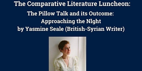The Comparative Literature Luncheon Lecture tickets
