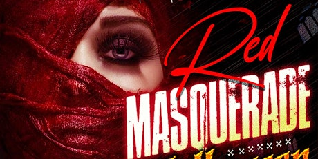 RED MASQUERADE HALLOWEEN ROOFTOP  PARTY tickets
