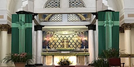 Vigil Mass at St. Brigid's tickets